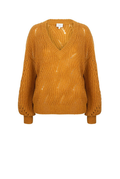 Eras cable sweater