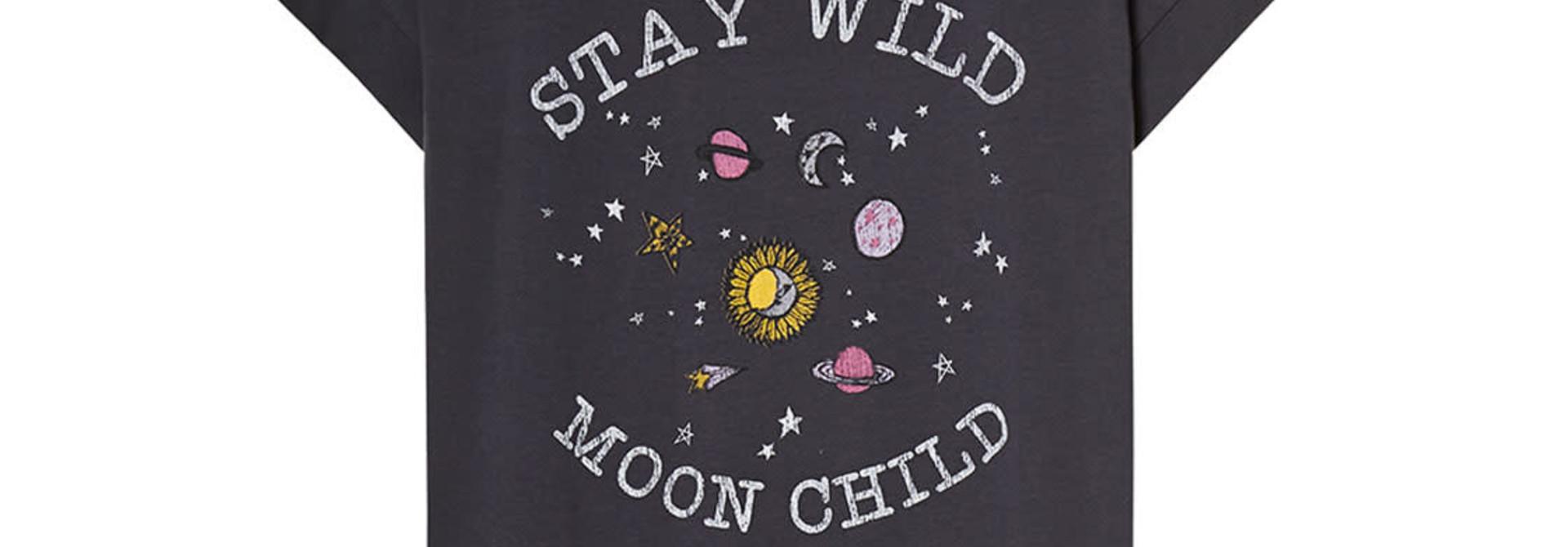 Tee stay wild moon child