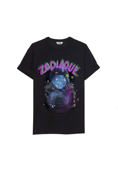 Tee Zodiaque black
