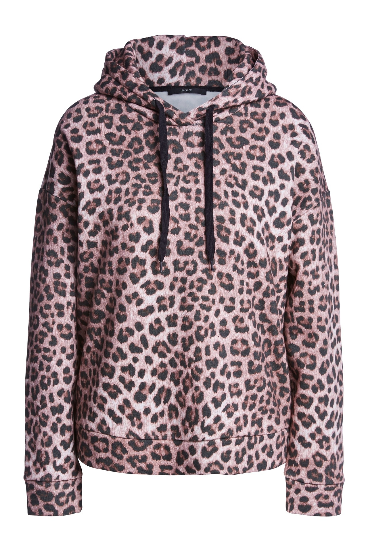 Hoodie leopard-1