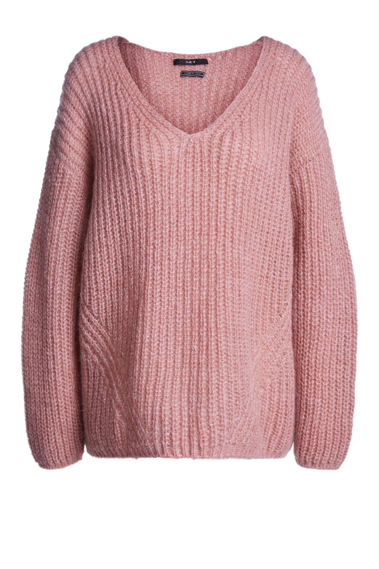 Knit pink-1