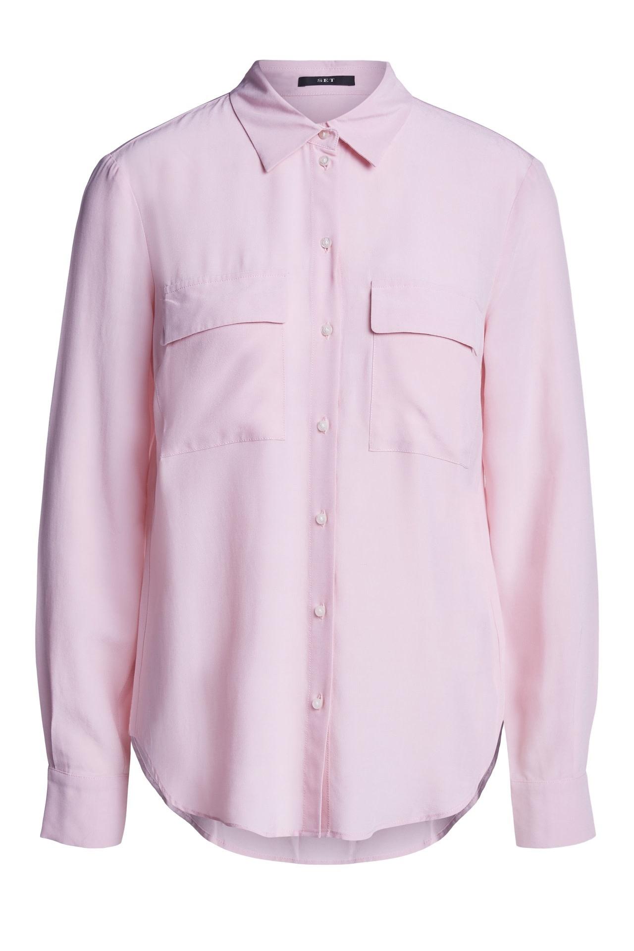 Blouse pink-1
