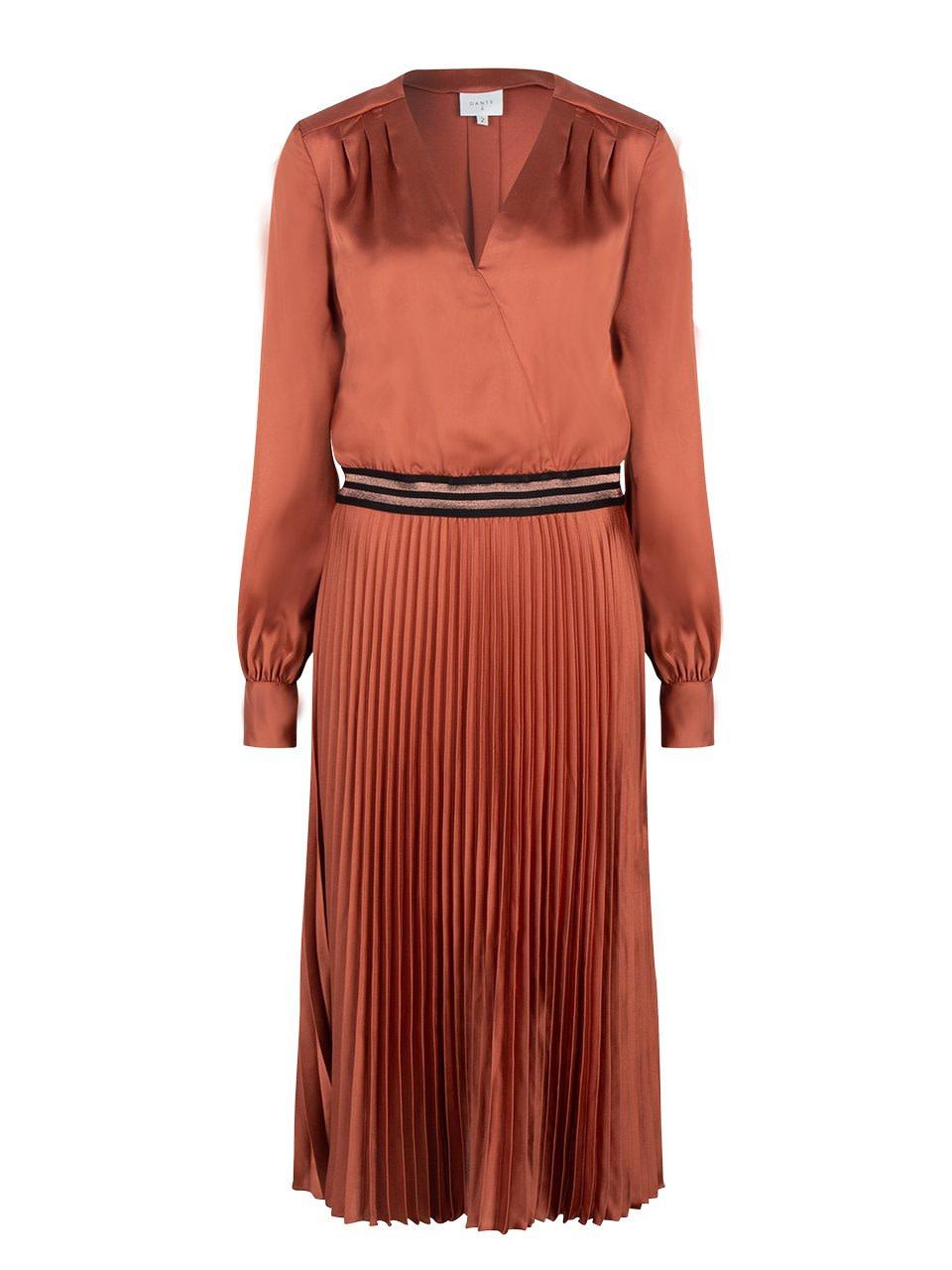 Christy plissé dress-1