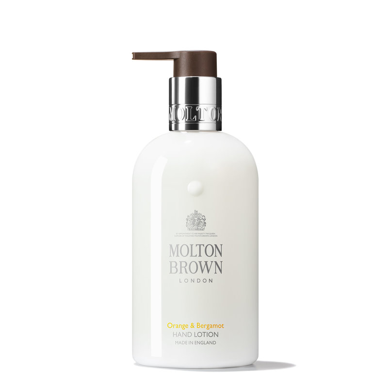 Molton Brown Orange & Bergamot hand lotion