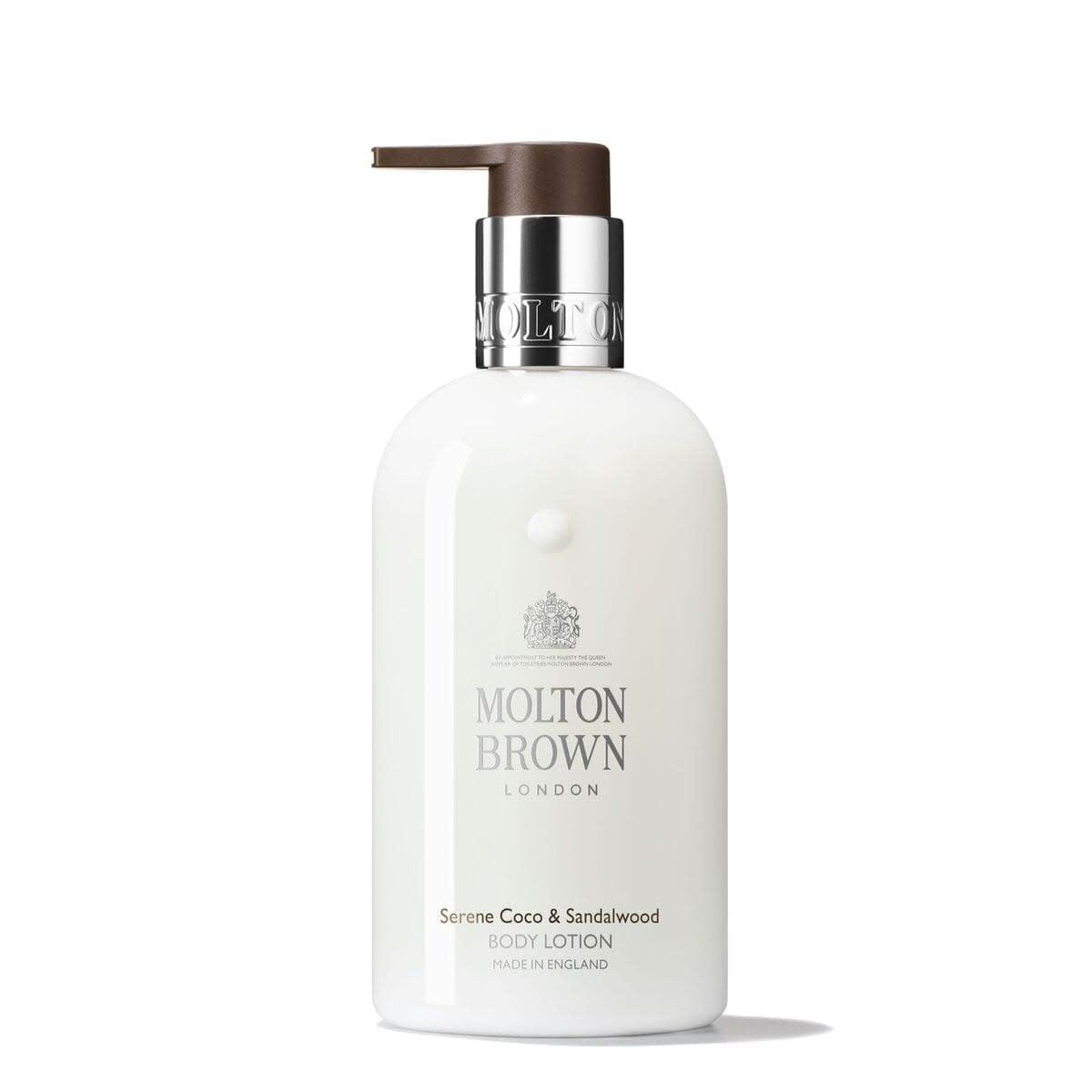 Coco & Sandalwood body lotion-2