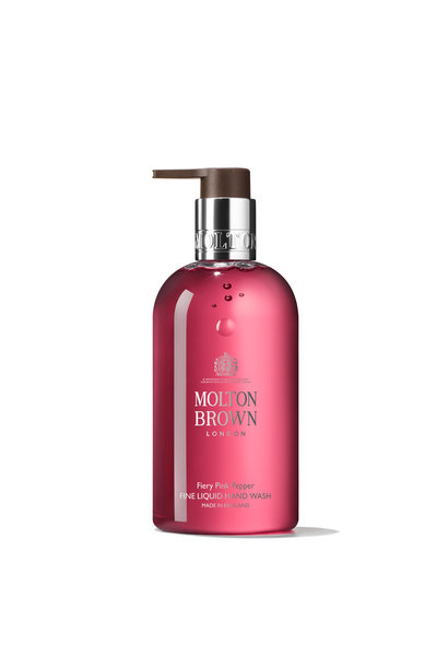 Fiery pink pepper hand wash