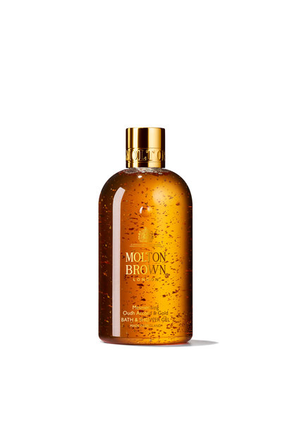 Mesmerising Oudh body wash
