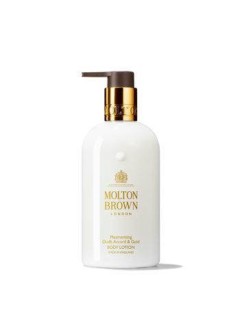 Molton Brown Mesmerising oudh body lotion