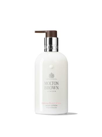 Molton Brown Rhubarb & rose body lotion