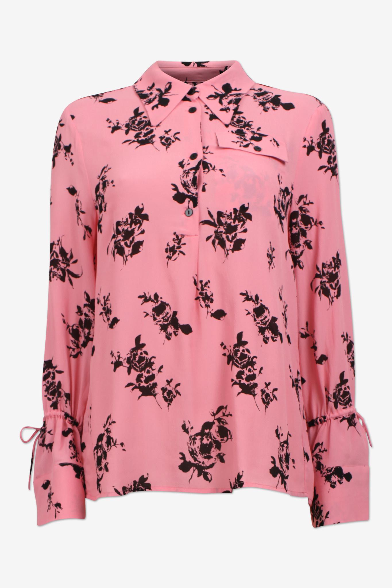 Marei pink flower-1