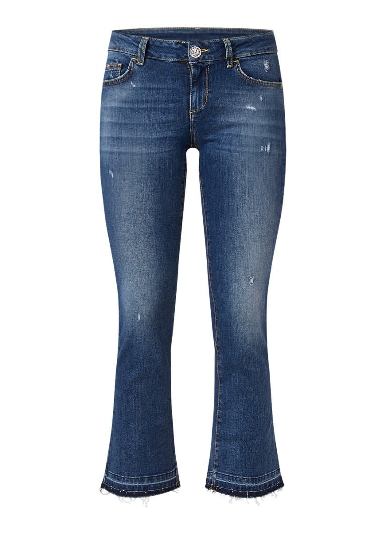 Bottom up fly jeans-1