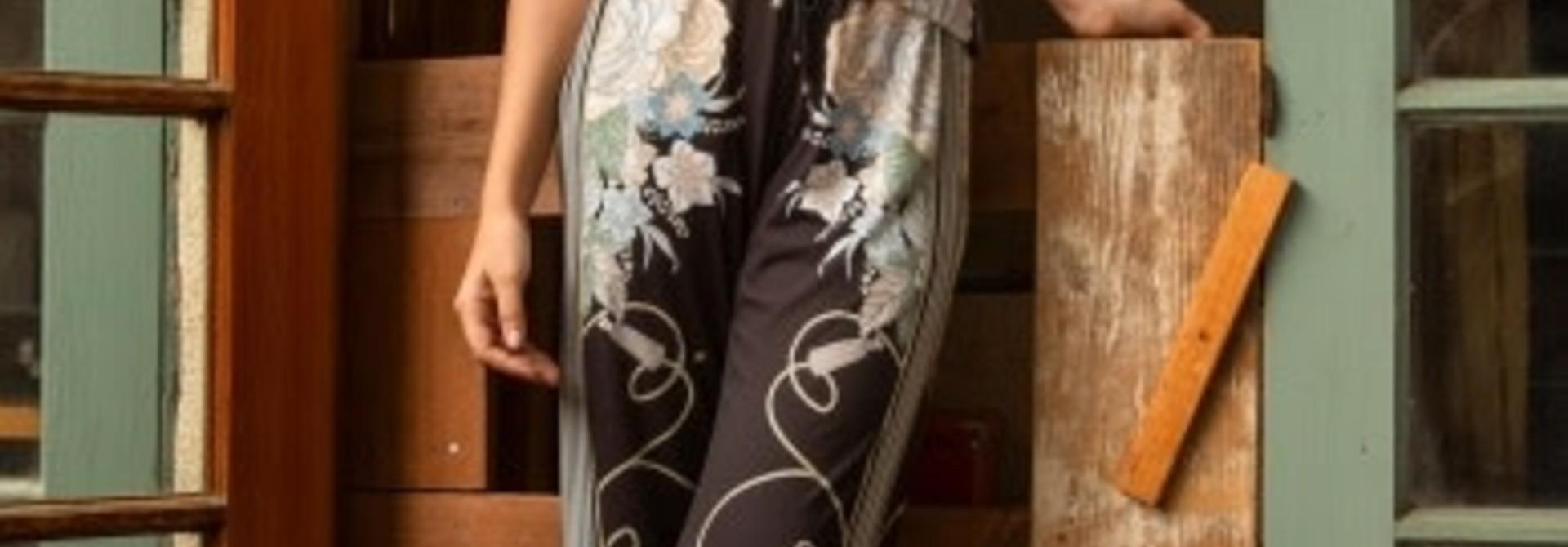 Lyra jersey pants