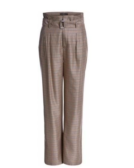 Pants camel blue-1