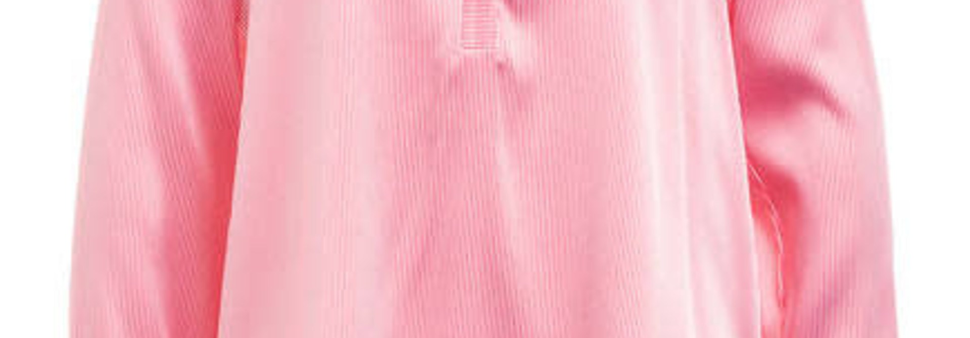 Blouse ermine/pink
