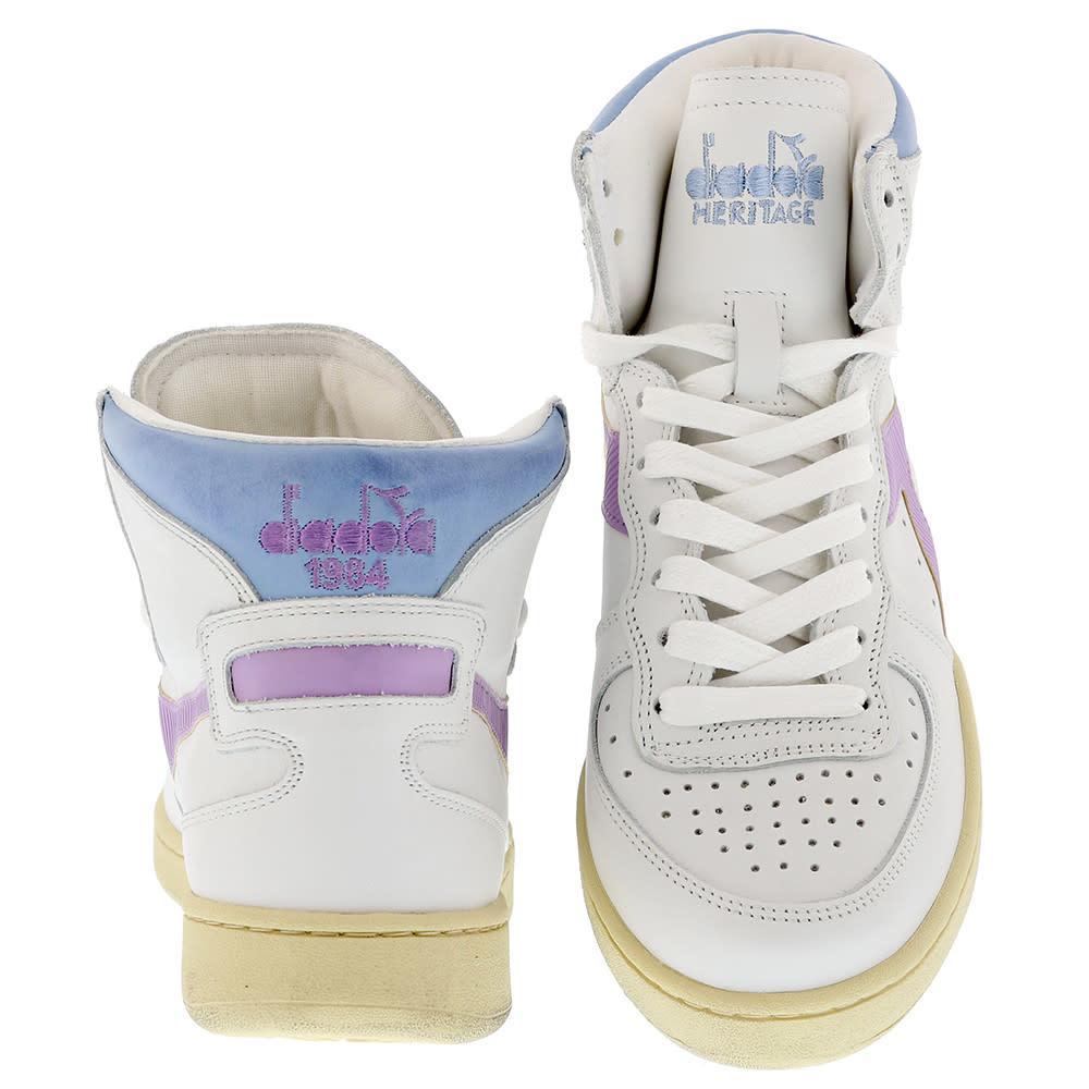 Sneaker basket white/viola winter sky-3