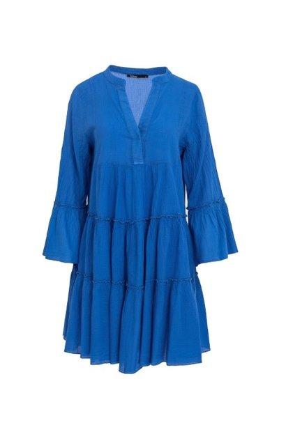 Ella midi dress blueberry