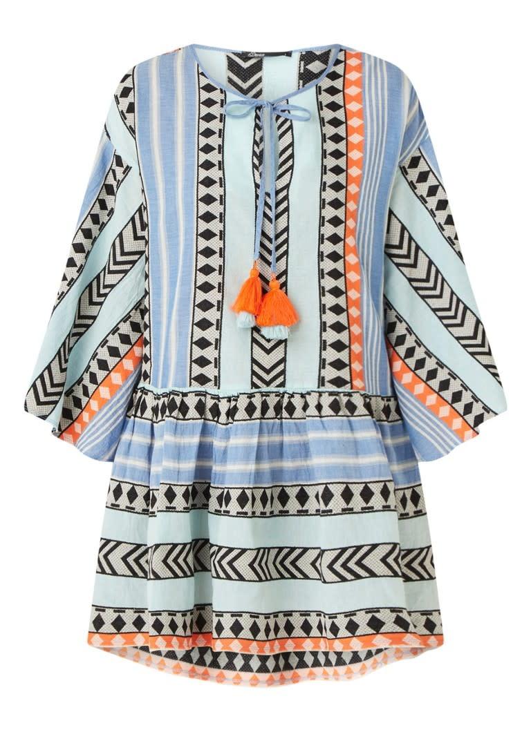 Ioanna zakar short dress-1