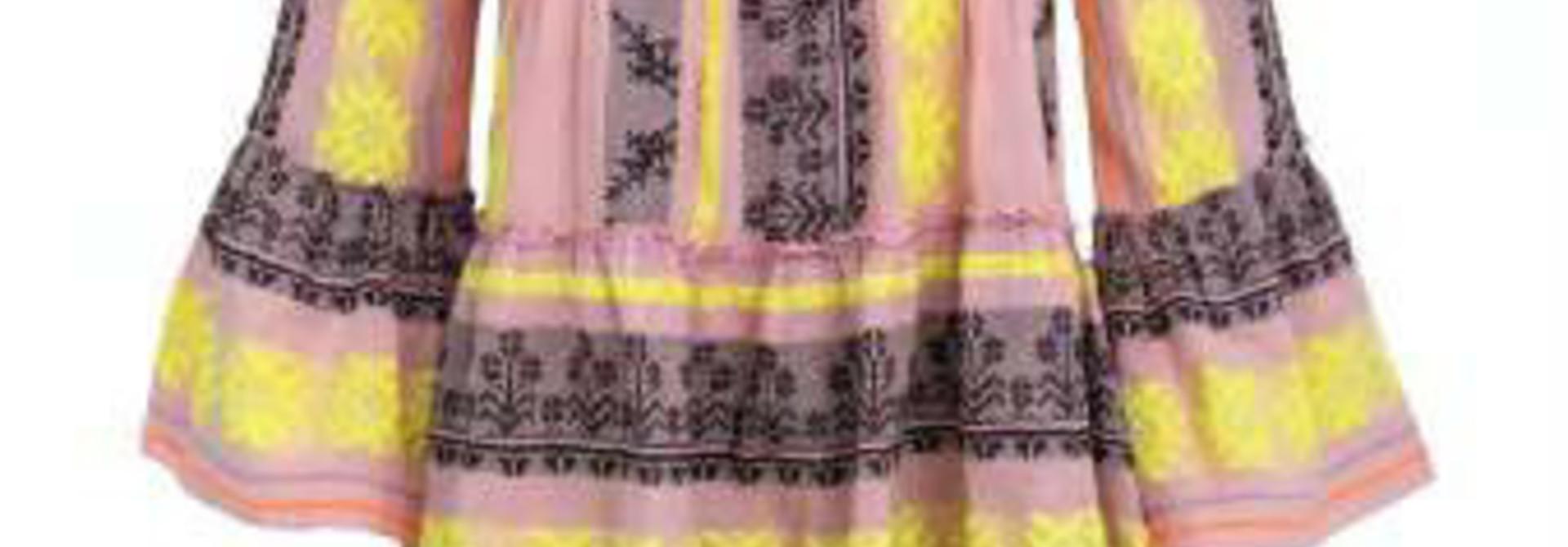 Ella short dress