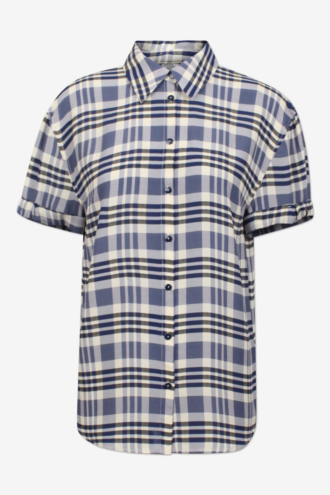 Moanna blouse check-1