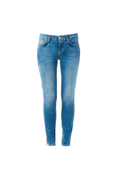 Bottom up jeans sweet blue regular waist