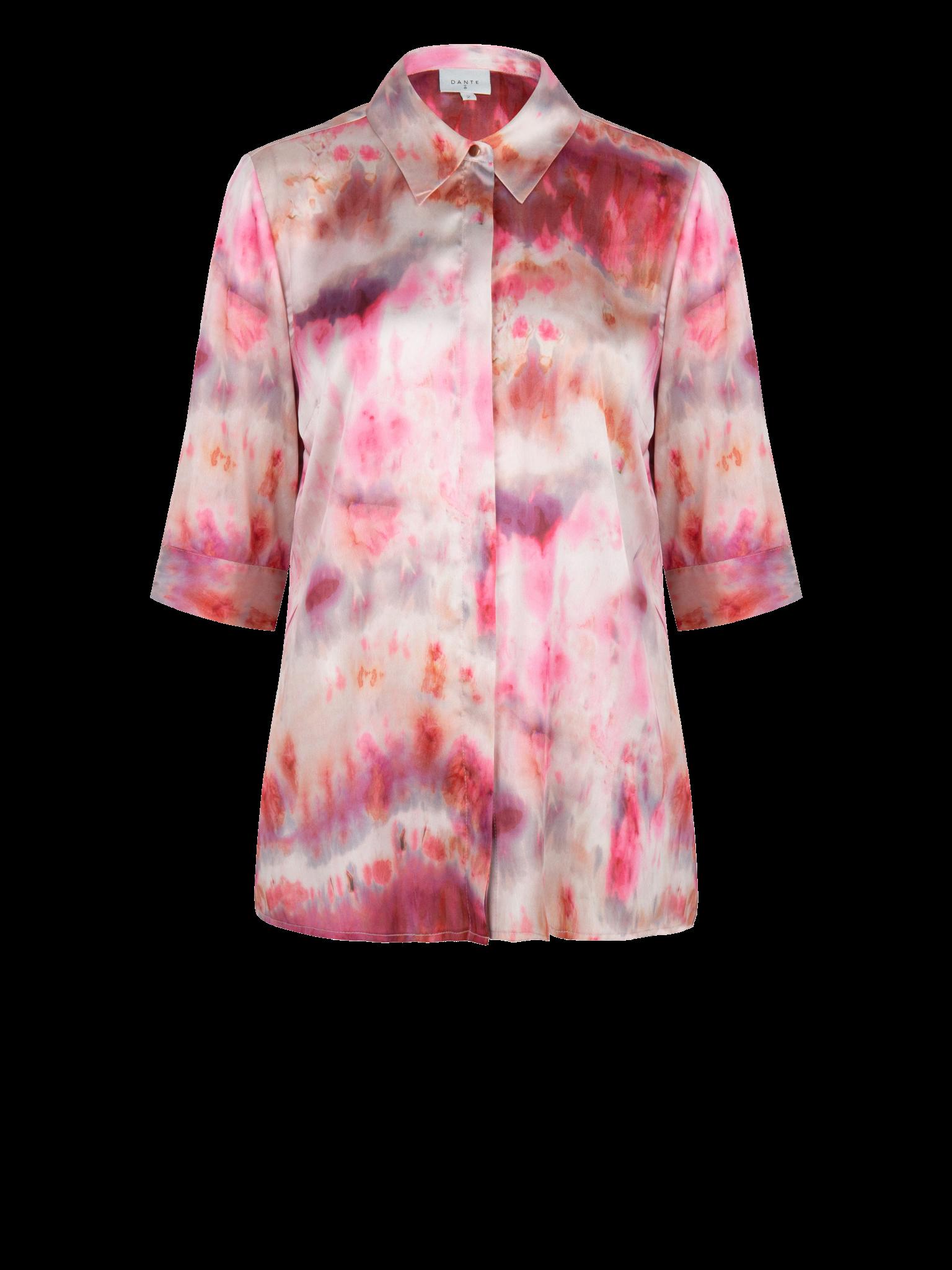 Edda Tie dye blouse-1