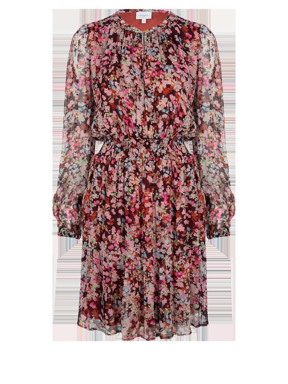 Okala floral print dress-1