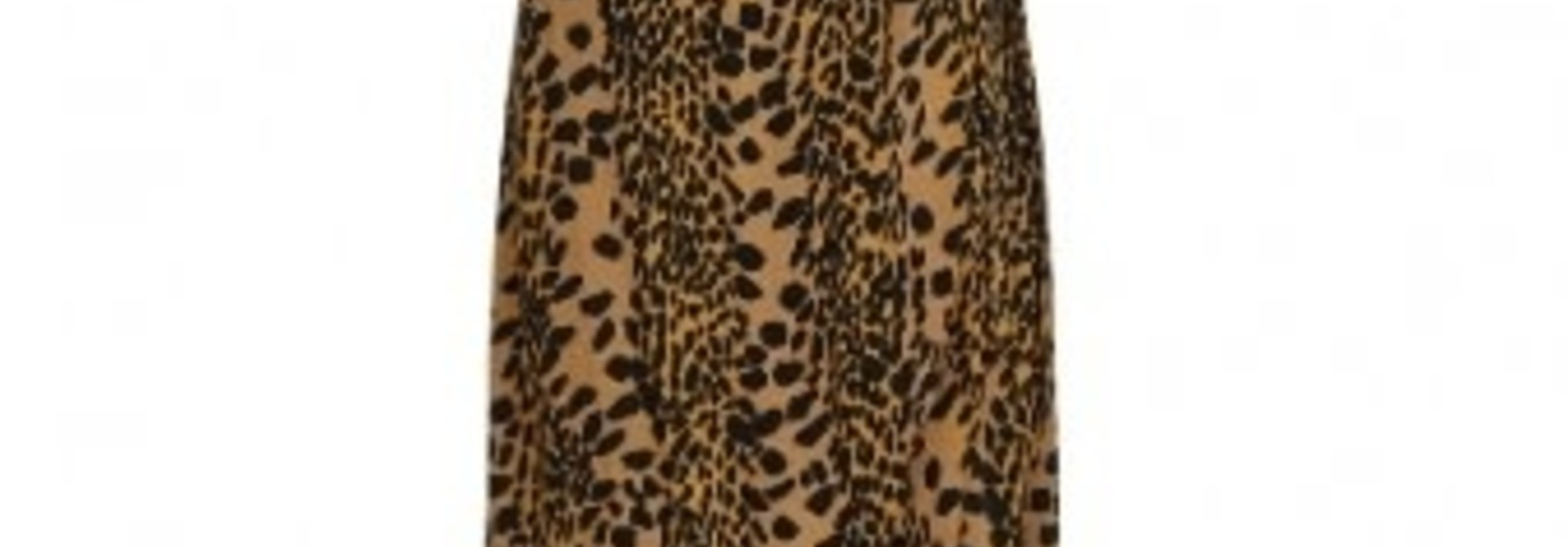 Archana dress toffee brown/black