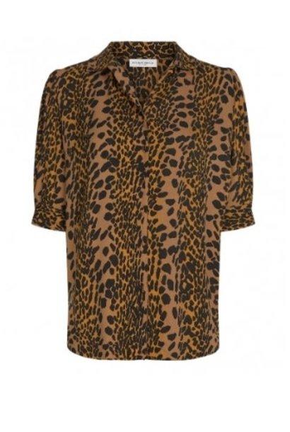 Emma Noa blouse retro panther