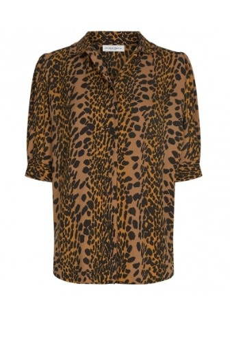 Emma Noa blouse retro panther-1