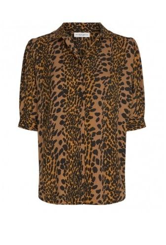 Emma Noa blouse retro panther-4