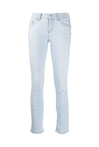 B. up Monroe jeans