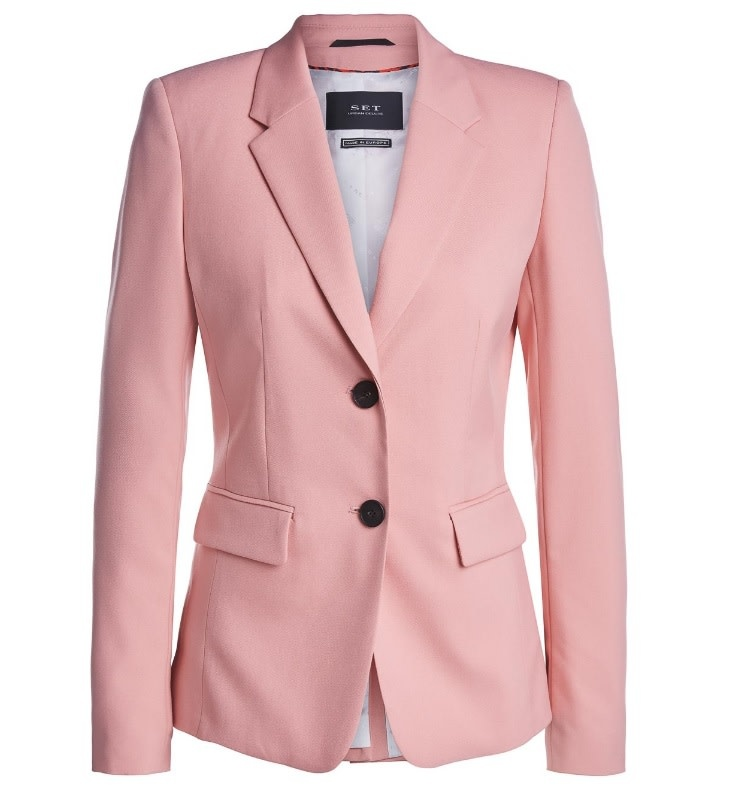 Blazer roze-1