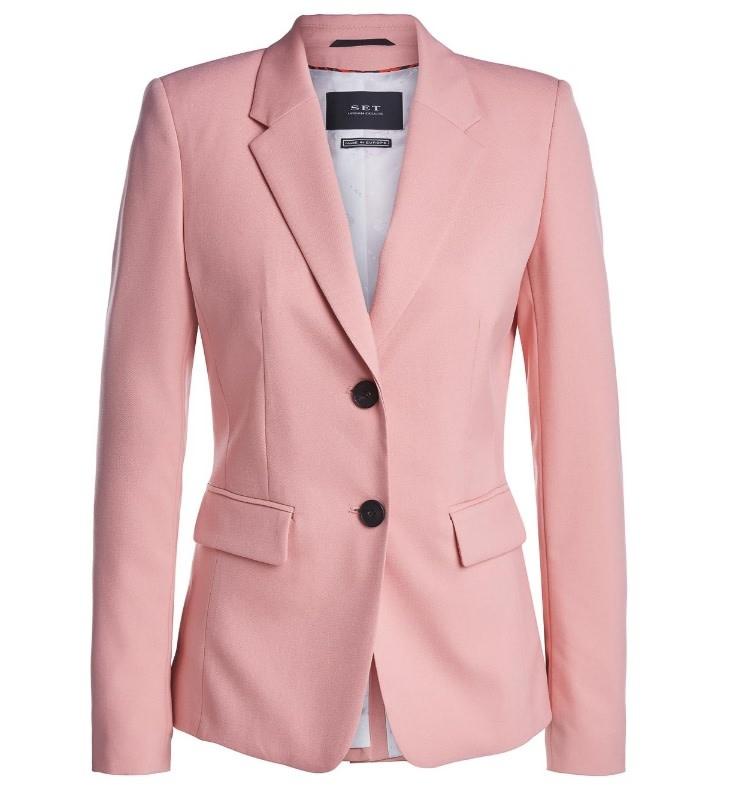 Blazer roze-2