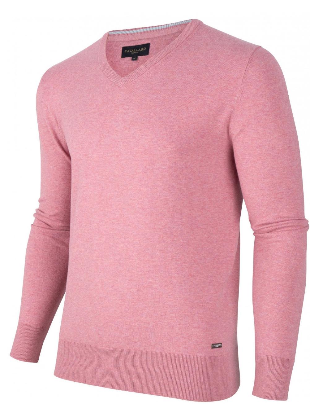 Tomasso v neck pullover-1