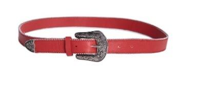 Belt red-3
