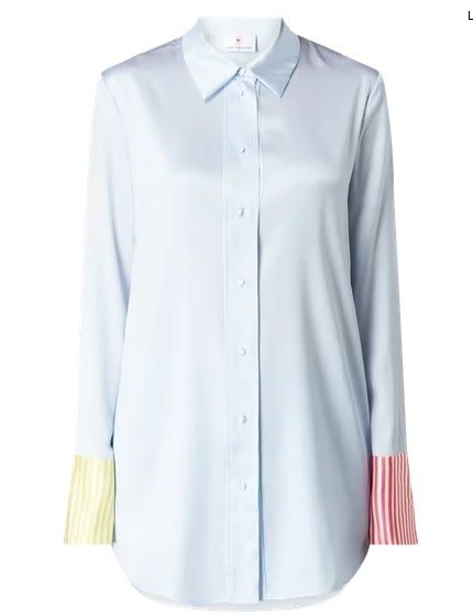Tunic ermine/blue-1