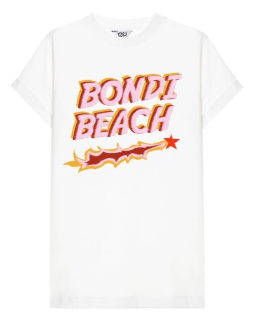 Tee bondi beach ecru-3