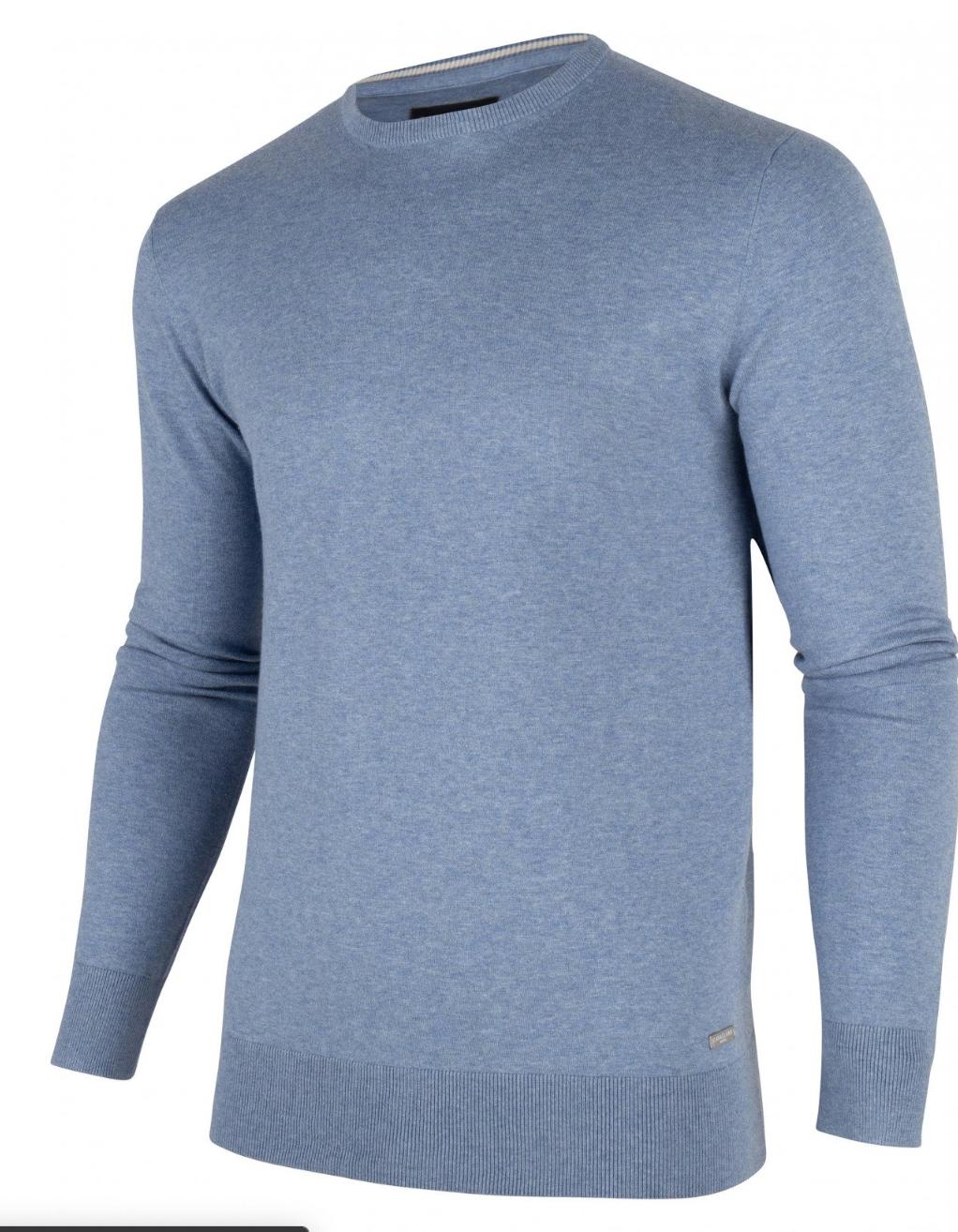 Tomasso r-neck pullover-1