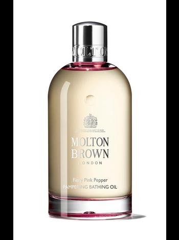 Molton Brown Fierry Pink Pepper bath oil