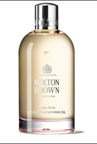 Suede Oris bath oil