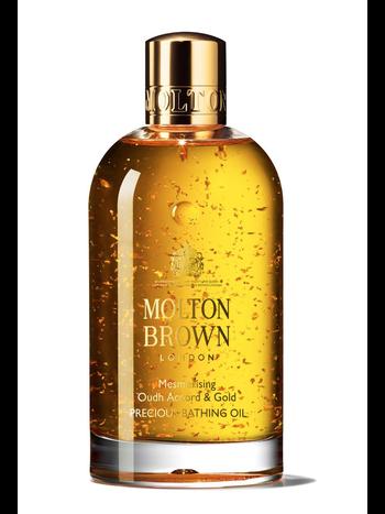Molton Brown Mesmerising Oudh bath oil