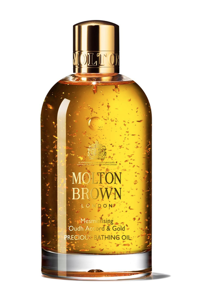 Mesmerising Oudh bath oil