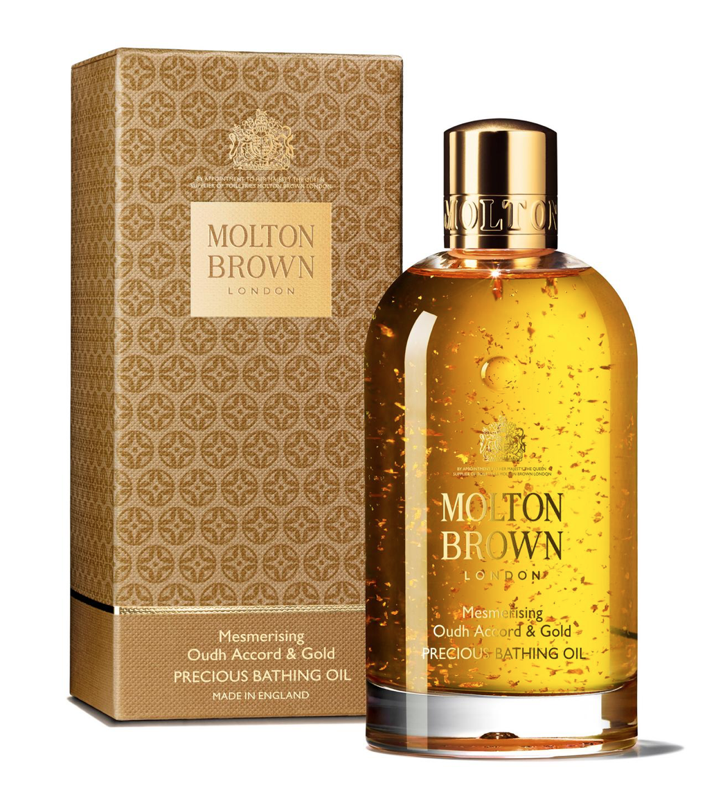 Mesmerising Oudh bath oil-2
