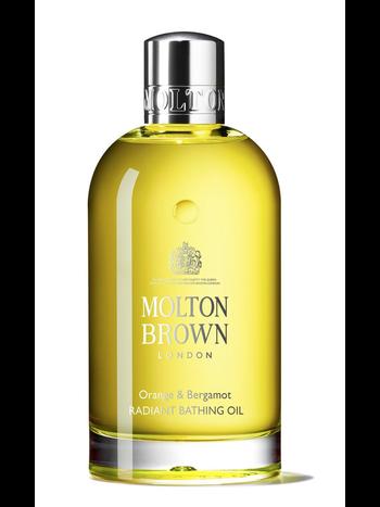 Molton Brown Orange & Bergamot bath oil