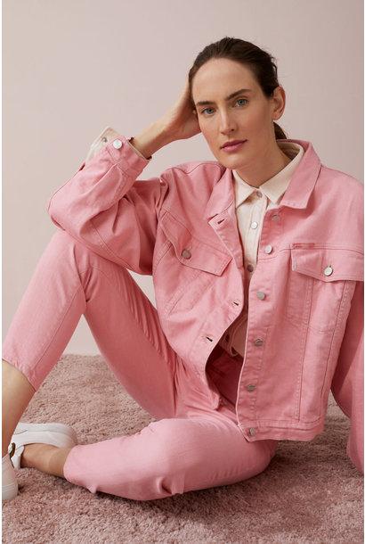 Jacket Vale camellia jeans