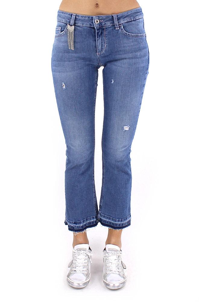 Bottom up fly jeans light-1