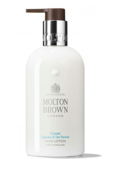 Coastel cypress hand lotion
