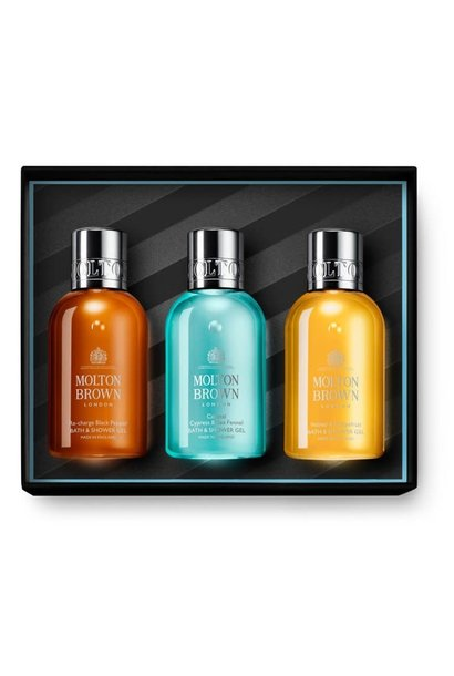 Woody & Citrus collection gift set
