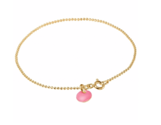 Bracelet ball chain Flamingo-1