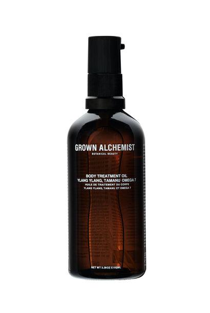 Body treatment oil ylang-ylang tamanu omega+7